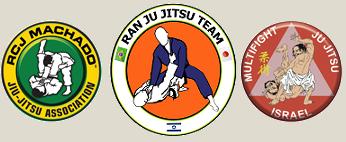 ג'יו ג'יטסו ברזילאי BJJ